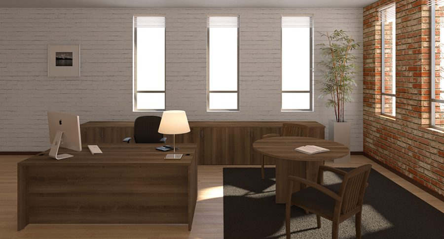 Furniture Design for Private Offices - Amber 5
