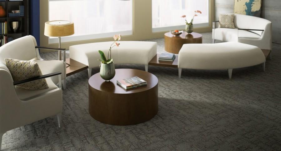 Furniture Design for Office Lounge - CBF Basil Modular