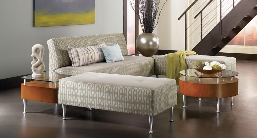 Office Lounge/Lobby Furniture - CBF Retrospect Modular