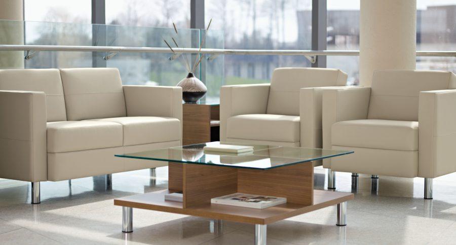 Sofa for Office Lobby - Citi Global