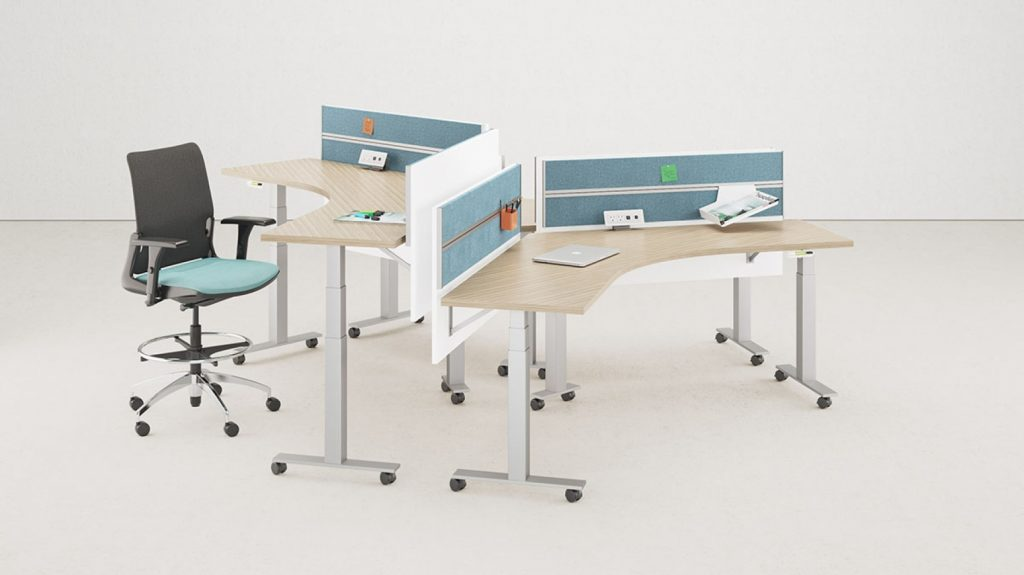 Ergonomic office design Corporate Office Office Spaces Always Evolve In Direct Response To The Needs Of Customers Employees And Technology The Design And Ergonomics Myob Office Design And Ergonomics Extra Office Interiors