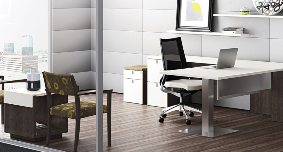 Private Office Furniture - First Office Pulse 7