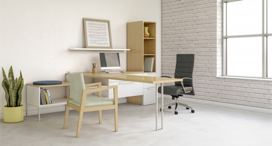 Private Office Furniture - First Office Stacks 2