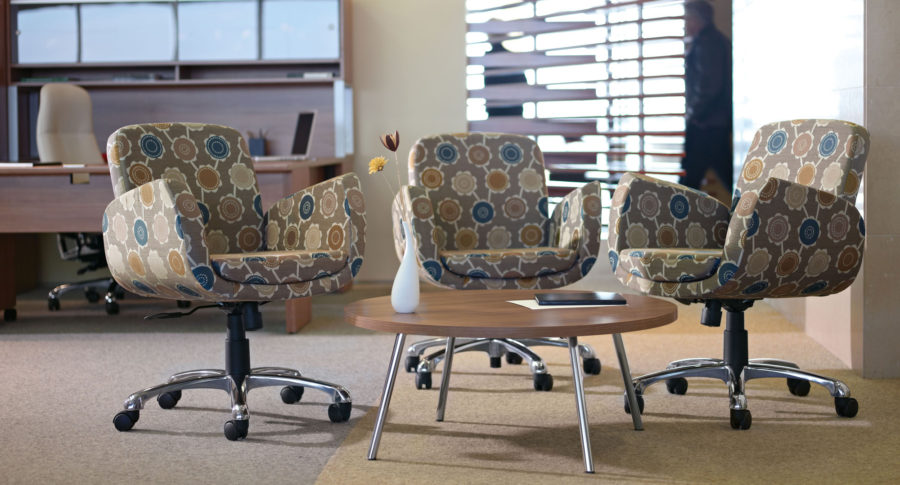 Commercial Furniture - Office Chairs