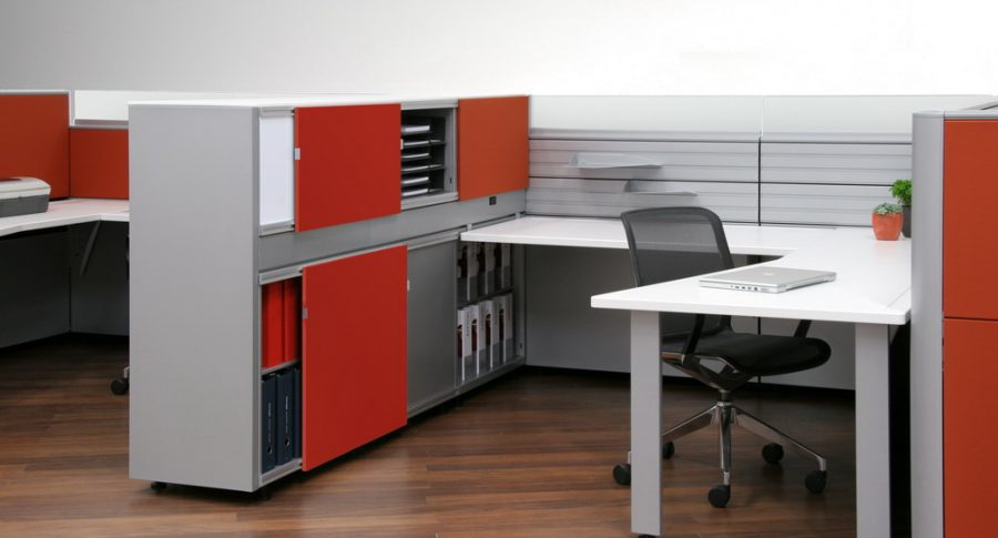 Panel Based Workstation - Inscape 2