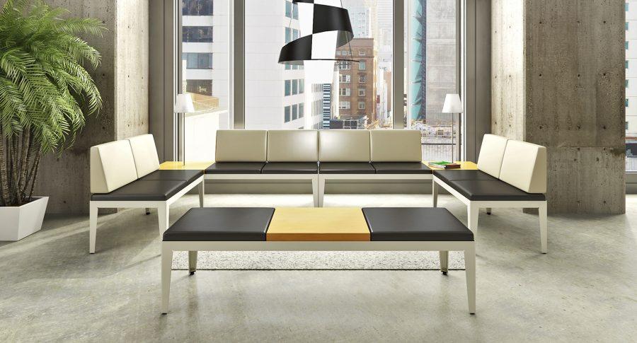 Furniture Design for Office Lobby - LOE Banda 3