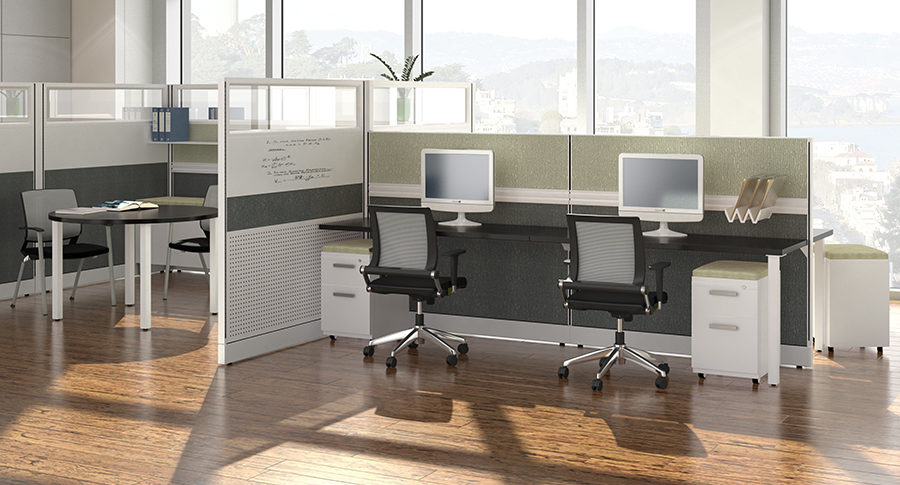 Panel Based Workstation - Novo 1