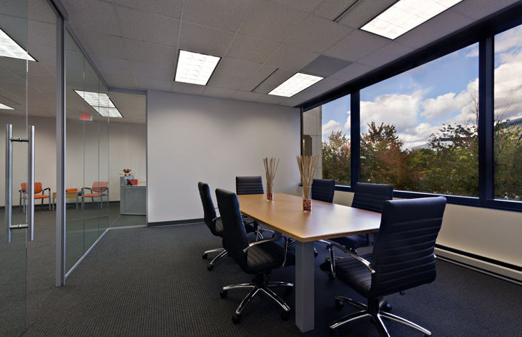 Glass Office Walls & Furniture Paramus New Jersey