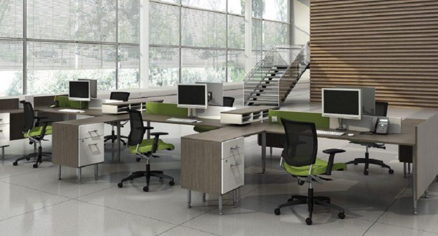 Open Plan Workstations - Global Sidebar