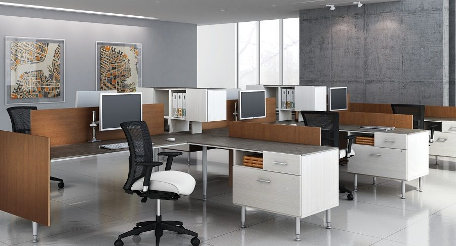 Open Plan Workstations - Global Sidebar 5