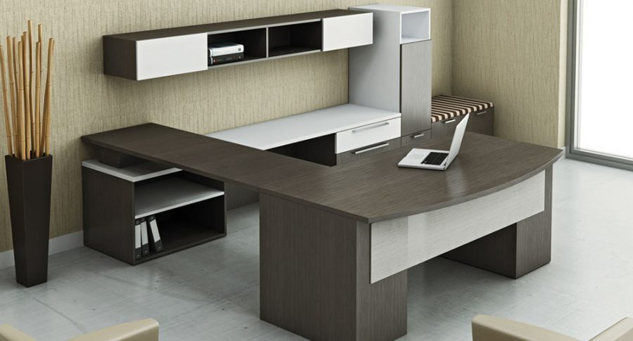 Interior Furniture Design for Private Office - Staks Office 5