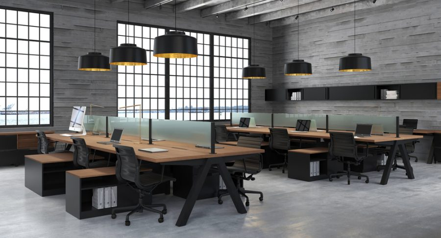 Open Plan Workstations - Uhuru
