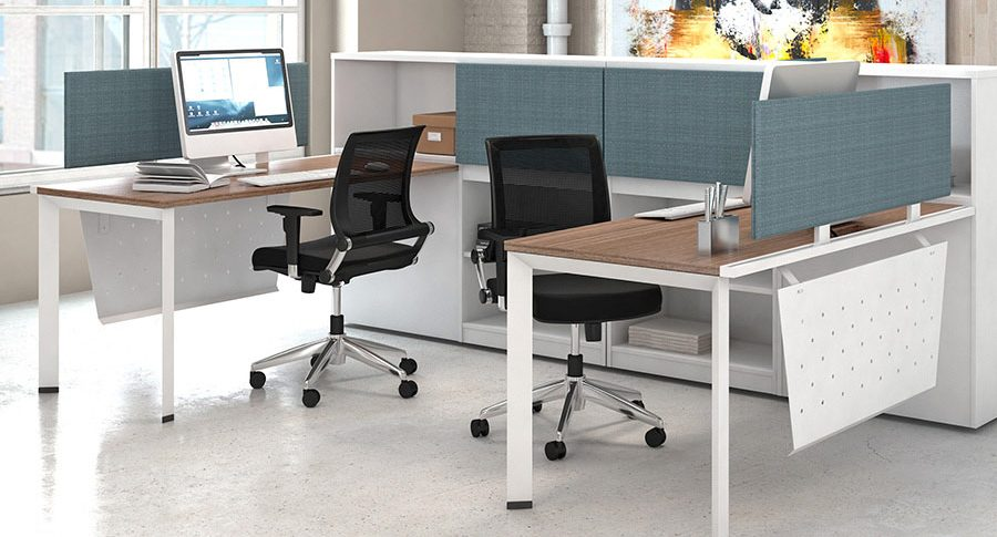 Open Plan Workstations - Verity 5