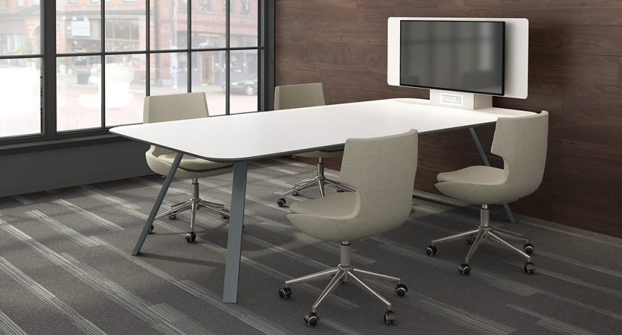 Interior Furniture Design for Conference Room - Watson Tonic Meeting 001