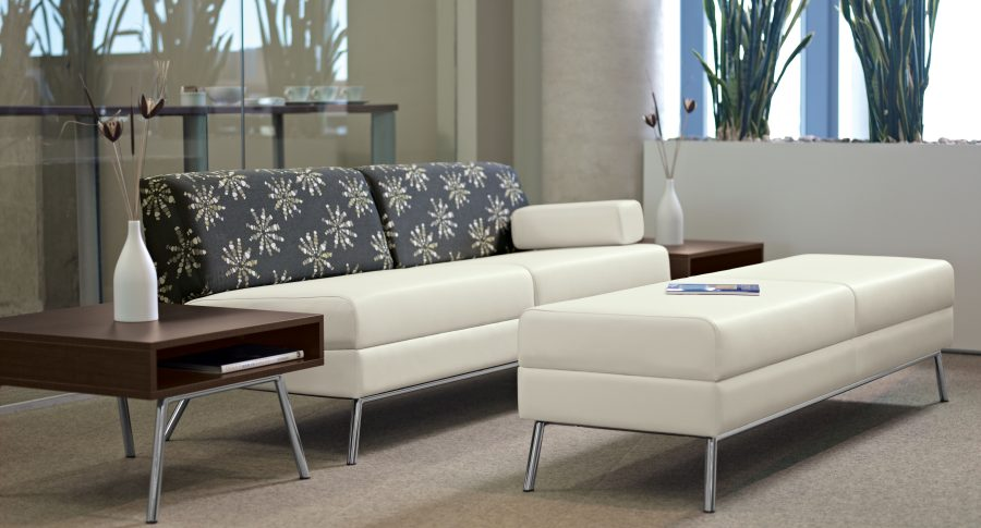 Sofa for Office Lounge - Wind Linear