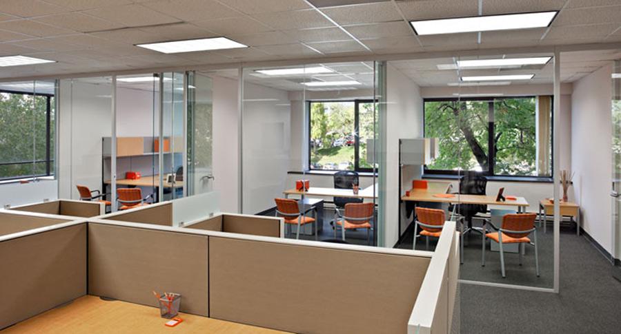 Office Design - Alur Glass Walls