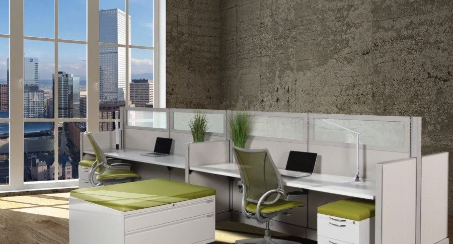 Business Furniture - Office Workstations