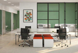 Open Plan Office Workstations NJ & NYC