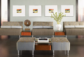 Lounge/Lobby Furniture Design New Jersey & NYC