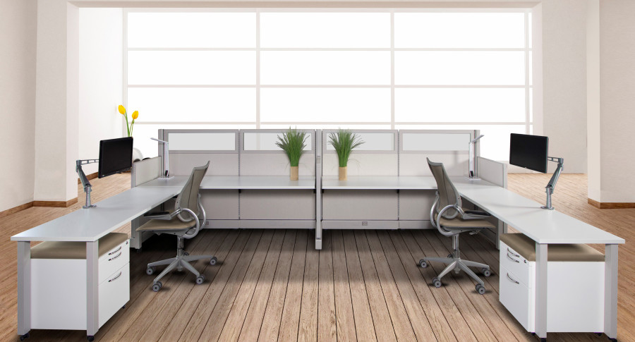 Office Design Services - Workstations