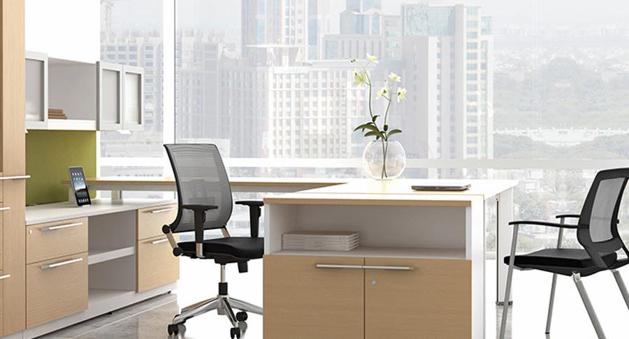 Private Office Furniture - Friant Dash 1