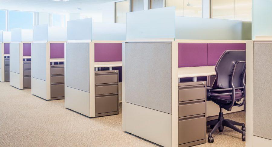 Panel Based Workstation - Inscape