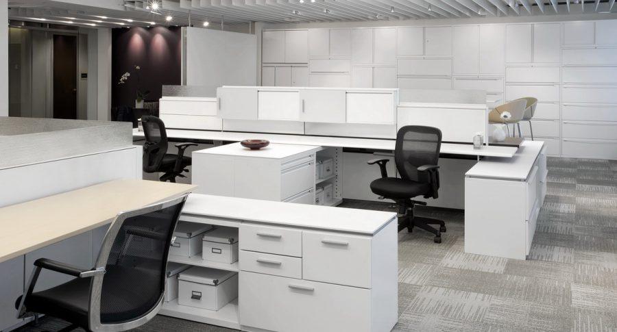 Panel Based Workstation - Inscape 3