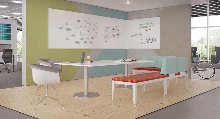 Office Lobby Furniture - LOE Banda 1