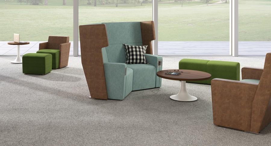 Office Lounge Chairs - LOE Focalpoint