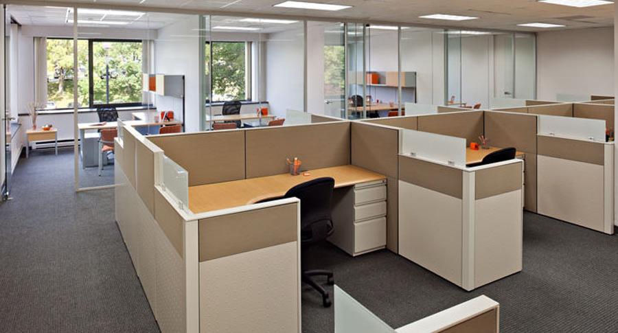 Panel Based Workstation - Maispace 12