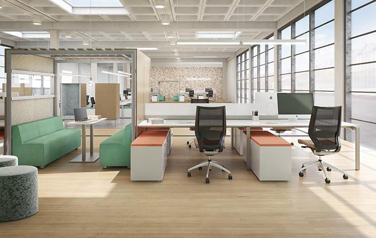extra office interiors open plan